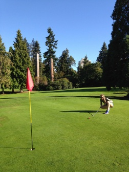Stanley Park Pitch and Putt Golf