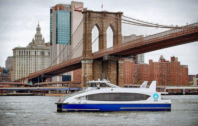 NYC Ferry – O cruzeiro mais barato de NovaYork