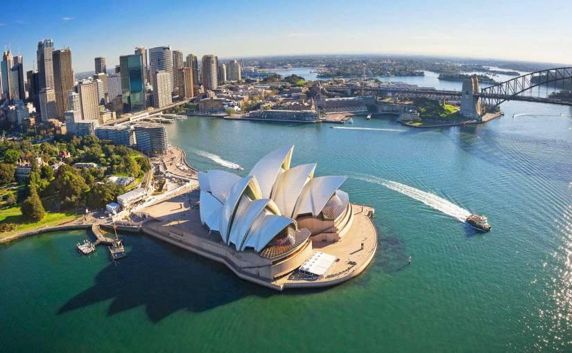 Roteiro para Sydney em umdia