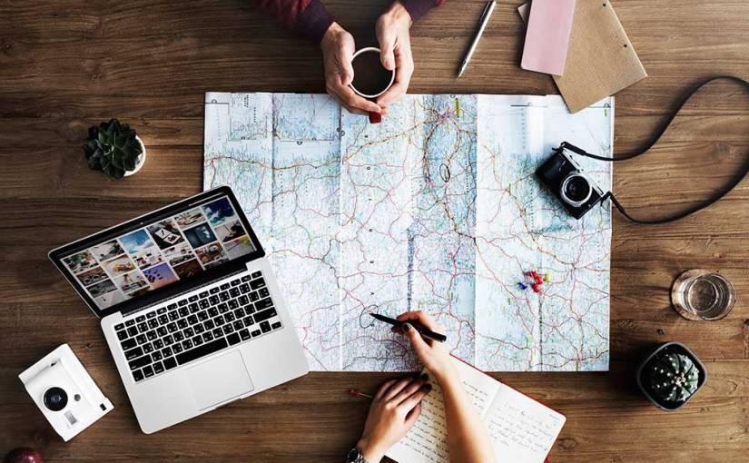 Como planejar uma viagem passo apasso