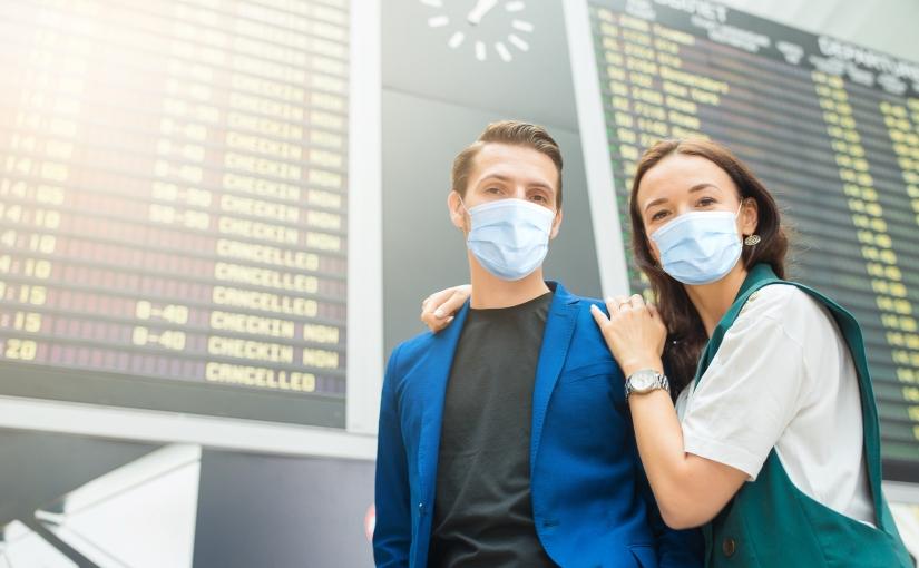 O futuro das viagens com a pandemia decoronavírus